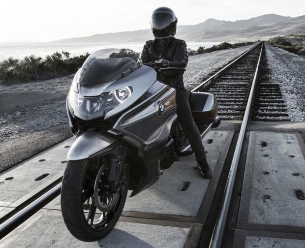 BMW Motorrad Concept 101 – O Espírito do Caminho Livre